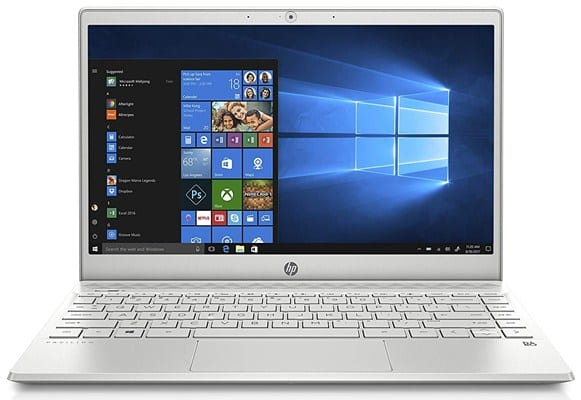 HP Pavilion 13-an0010nr - best cheap laptop for streaming