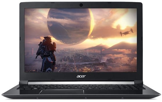 Acer Aspire 7 - fusion 360 recommended hardware