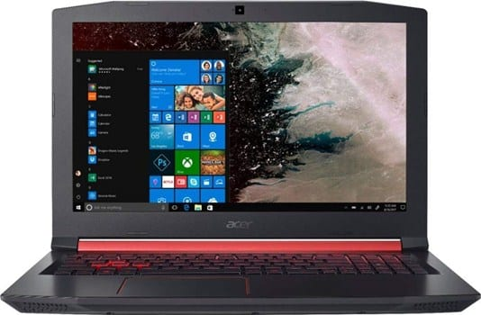 Acer Nitro 5 - Best Graphics Card for Sketchup