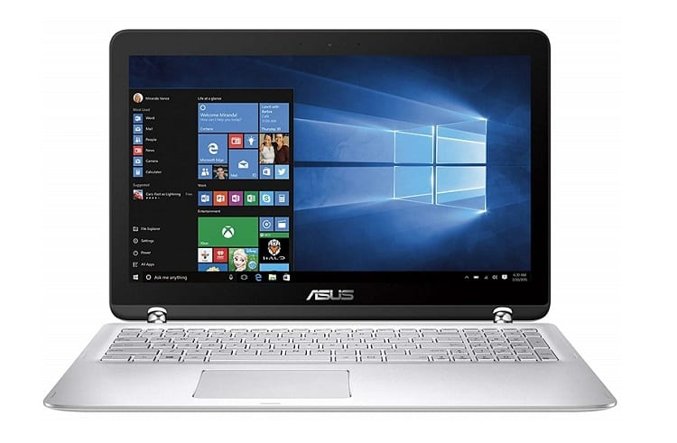 Asus Q504UA review