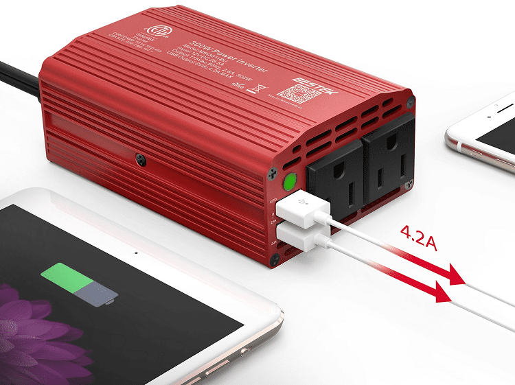 bestek power inverter review