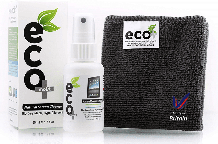 ecomoist screen cleaner